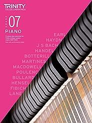 Piano Exam Pieces Plus Exercises 2021-2023: Grade 7