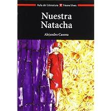 NUESTRA NATACHA N/C: 000001 (Aula de Literatura) - 9788431681616