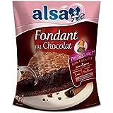 Alsa préparation maman gâteau fondant chocolat 500g Envoi Rapide Et Soignée ( Prix Par Unité )