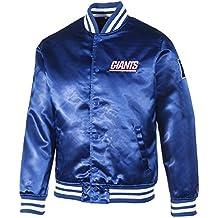 New Era New York Giants NFL F O R Sateen Bomber College Jacket Jacke