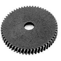 Energía Eléctrica Herramienta 58T rueda de engranaje de los dientes de metal para taladro Hitachi 38E Mano