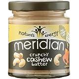 Meridian - Cashew Butter Crunchy 100% - 170g (Case of 6)