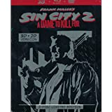 Sin City 2: A Dame to Kill For 3D - Limited Edition Steelbook (Blu-ray 3D/2D + DVD) (NL Import mit dt. Ton) Uncut, Region B