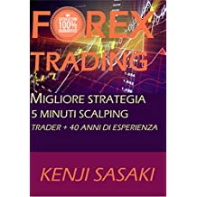 FOREX TRADING LA MIGLIORE STRATEGIA SCALPING 5 MINUTI: Trader con Oltre 40 Anni di Esperienza