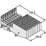 6827065–BL20de b6t de sbbsbb, BL20Base Módulo–Muelle Conector técnica