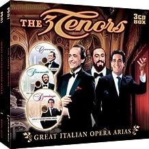 Great Italian Opera Arias by The 3 Tenors