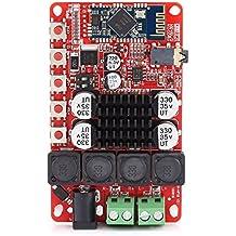 Cikuso 50W+50W TDA7492 CSR8635 Amplificador Receptor de Audio Bluetooth 4.0 inalambrico