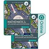 Oxford IB Diploma Programme: IB Mathematics: applications and interpretation, Standard Level, Print and Enhanced Online Cours