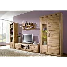 Suchergebnis auf Amazon.de für: Wohnwand Wohnzimmermöbel Kernbuche