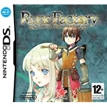 [Import Anglais]Rune Factory A Fantasy Harvest Moon Game DS