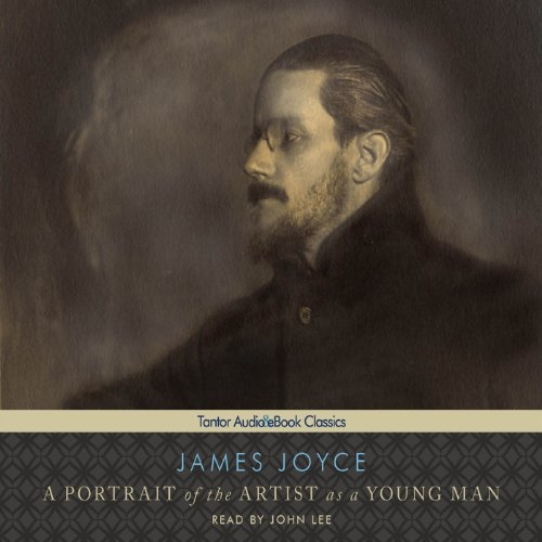 A Portrait of the Artist as a Young Man  Audiolibri