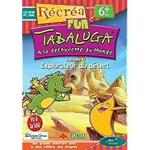 Tabaluga Explorateur du désert