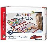 Die Alphas / Die Alphas - Mit allen Sinnen Lesen lernen für alle Kinder von 4 - 7 Jahren: Mit allen Sinnen Lesen lernen für alle Kinder von 4 - 7 Jahren / Die Alpha-Magnet-Tafeln zum ersten Schreiben