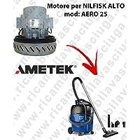 Aero 25–Motor aspiración para aspiradora Nilfisk Alto