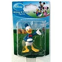 Disney DONALD DUCK Miniature Figurine 2 1/2 Tall by Donald Duck