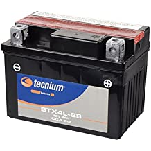 TECNIUM - Batería BTX4L-BS (Sustituye ...