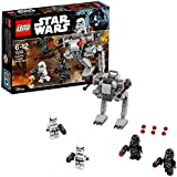 LEGO - 75165 - Star Wars - Jeu de Construction - Pack de combat des soldats de l'Empire