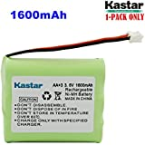 Kastar 1-PACK AAX3 3.6V 1600mAh EH Ni-MH Rechargeable Battery For Vtech