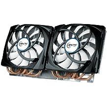 ARCTIC Accelero Twin Turbo 690 - Grafikkartenkühler für NVIDIA GTX 690 (120 mm, 1.500 U/min)