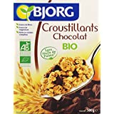 Bjorg Céréales Croustillants Chocolat Bio 500 g - Lot de 4