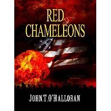 Red Chameleons: Danger Everywhere