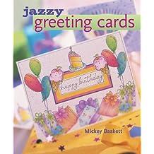 Jazzy Greeting Cards by Mickey Baskett (2005-10-01)