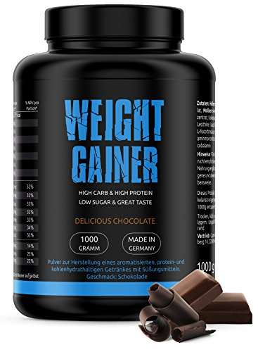 GYM-Nutrition Weight-Gainer
