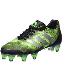 huge selection of 51b57 7816d adidas Adipower Kakari SG Chaussures de Rugby pour Homme, Noir –  (NegbasPlamet