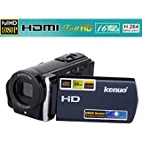 Kenuo HD 1080P 16MP Camcorder Digital Video Camera 3.0 Videocamera Digitale TFT LCD 16x Zoom DV