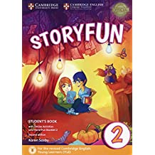 Storyfun for Starters Level 2 Student's Book with Online Activities and Home Fun Booklet 2 Second Edition
