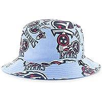 44ef5550b9f  47 Brand Bravado Printed All Over Bucket Hat - NFL Gilligan Fishing Cap