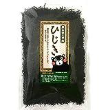 Prefectura de Kumamoto Amakusa secado producci?n de cogollos hijiki 100g