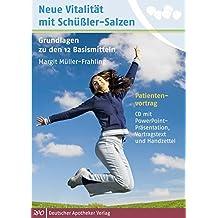 Patientenvortrag: Neue Vitalität mit Schüßler-Salzen