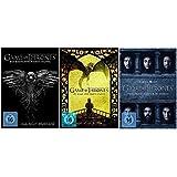 Game of Thrones - Season / Staffel 4+5+6 * DVD Set
