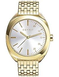 Esprit Damen-Armbanduhr Eleanor Analog Quarz Edelstahl ES108302002