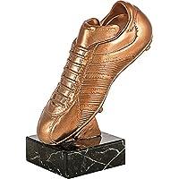 Art-Trophies TP413 Trofeo Deportivo Bota Fútbol, Cobre, 25 cm