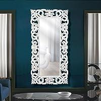 Espejo Barroco Blanco DECAPE. Medidas 178X90