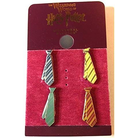 Universal Studios Wizarding World of Harry Potter Mini Tie Pin Set by Wizarding World of Harry