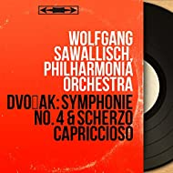 Dvořák: Symphonie No. 4 & Scherzo capriccioso (Mono Version)
