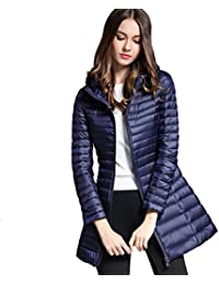 huge selection of 612ba 5c32f Amazon.it: Piumino Blu - Donna: Abbigliamento