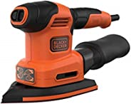 Black+Decker Multi Sander 200W, BEW200-GB