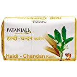 Patanjali Kanti Haldichandan Body Cleanser Soap, 75g