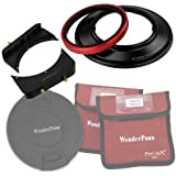 WonderPana 66 FreeArc Core Kit - Rotatif Porte-filtre pour l'objectif Sigma 12-24mm f/4.5-5.6 EX DG IF HSM Aspherical Ultra Wide Angle Zoom (Full Frame)