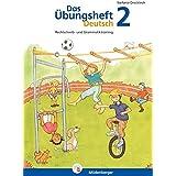 Das Übungsheft Deutsch / Das Übungsheft Deutsch 2: Rechtschreib- und Grammatiktraining, Klasse 2