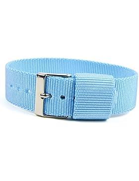 Minott Uhrenbänder hg-108020s–Textilband (20)