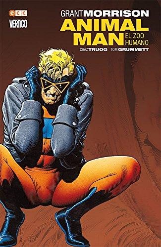 Descargar Libro Animal Man de Grant Morrison (O.C.): Animal Man de Morrison 1 de 3 de Charles Truog, Tom Grummett Grant Morrison