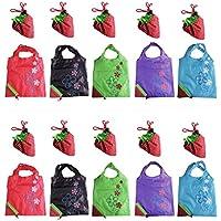 Christoopher Erdbeere grüne Einkaufstasche (zufällige Farbe)