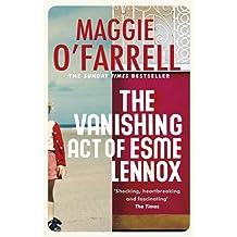 The Vanishing Act of Esme Lennox (English Edition)