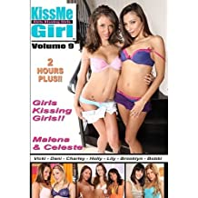 KissMe Girl: Girls Kissing - Vol. 9 by Malena Morgan