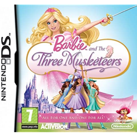Barbie and the Three Musketeers (Nintendo DS) [Importación Inglesa]